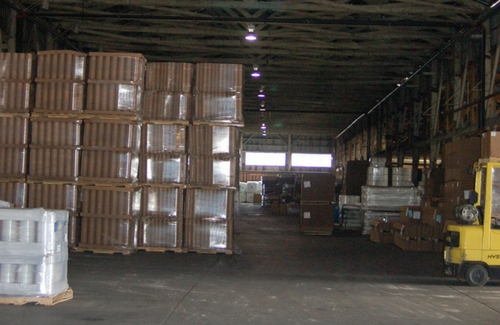 Warehouse 1 Interior Storage
